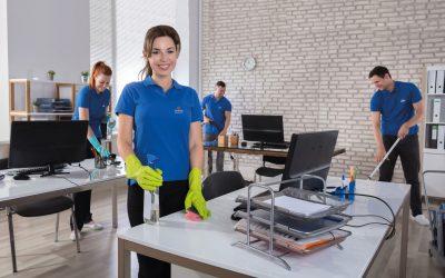 Impresa di pulizia: il garante della sicurezza sul lavoro
